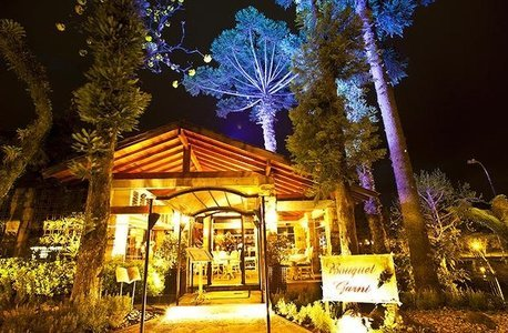 Show do Lago Illumination com Jantar VIP no Bouquet Garni