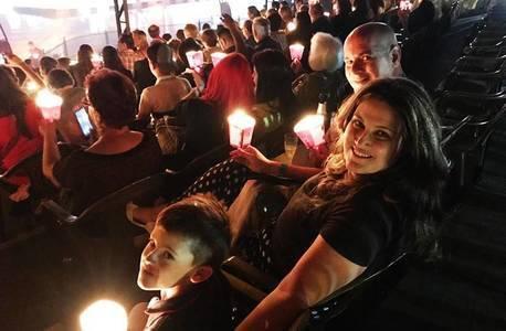 Show do Lago Illumination com Entrega no Hotel - (Área VIP)